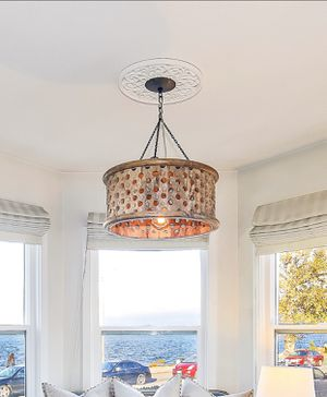 Designer Chandelier from Rejuvination paid $1200 for Sale in WA, US