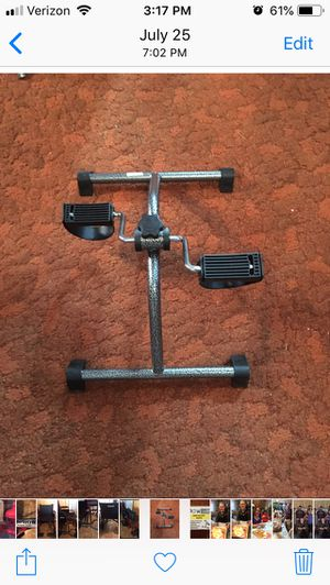 Can do exercise pedal for Sale in West Seneca, NY