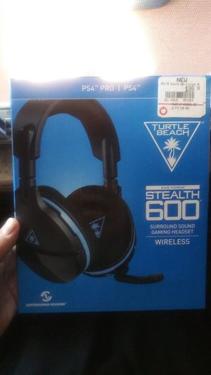 Stealth 600 headset ps4 for Sale in Santa Ana, CA