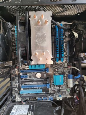 Motherboard, CPU(FX 8350) and RAM for Sale in Seattle, WA