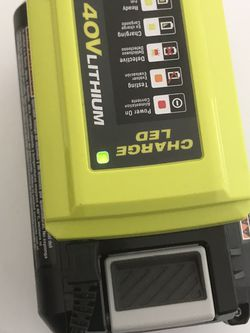 40v 5ah Ryobi Battery And Charger for Sale in Houston,  TX