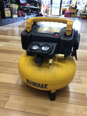 Dewalt 6Gal 165PSI Air Compressor for Sale in Framingham, MA