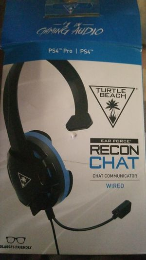 Turtle beach headset PS4 for Sale in Garland, TX