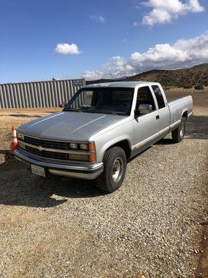 1989 Chevy Silverado 2500 for Sale in Acton, CA