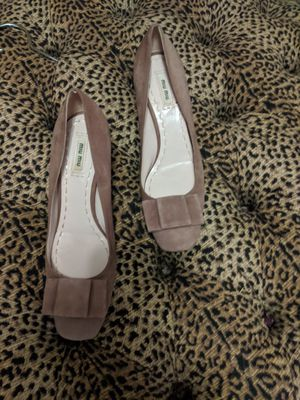 Size 40 Miu Miu shoes for Sale in Columbia, SC