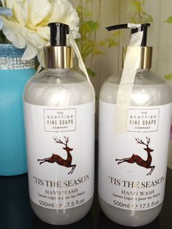 Lot of 2 SCOTTISH FINE SOAPS Seasonal for Sale in Fort Myers,  FL