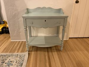 Console, Nightstand or End Table for Sale in San Diego, CA