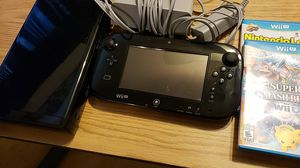 Nintendo Wii U and Super Smash Bros for Sale in Brandon, FL