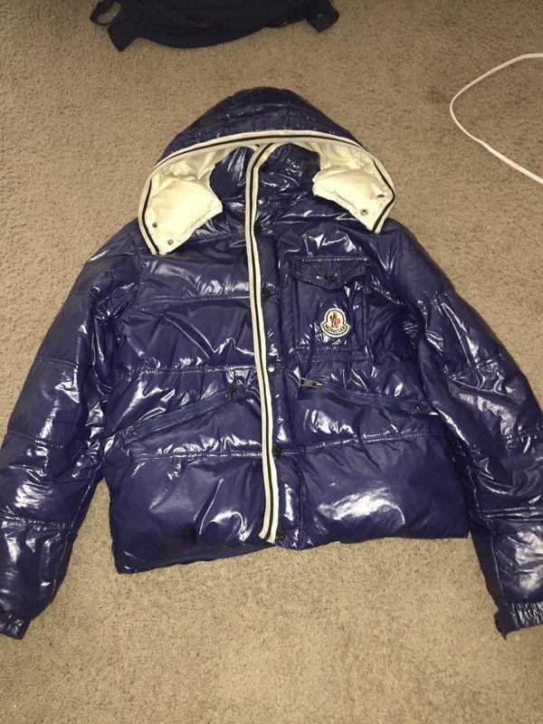 Moncler bubble coat