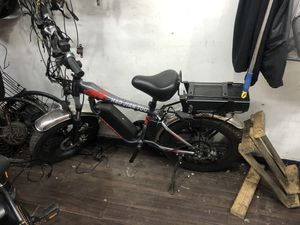 electric bicycle for Sale in New York, NY