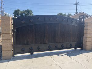 Custom slide gates,fences for Sale in South Gate, CA