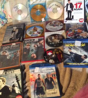 DVD different prices all cheap for Sale in Parkersburg, WV