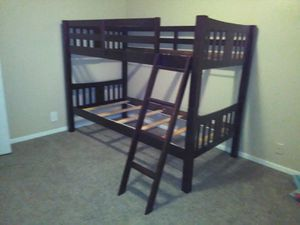 Model #DN8070 Ashmore Twin Twin Bunk Bed for Sale in Tulsa, OK