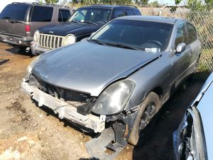 2004 infinity g35 parts for Sale in College Park, MD