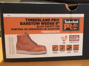 "Timberland Pro Barstow Wedge 6"" Work Boots for Sale in Claremont, CA"
