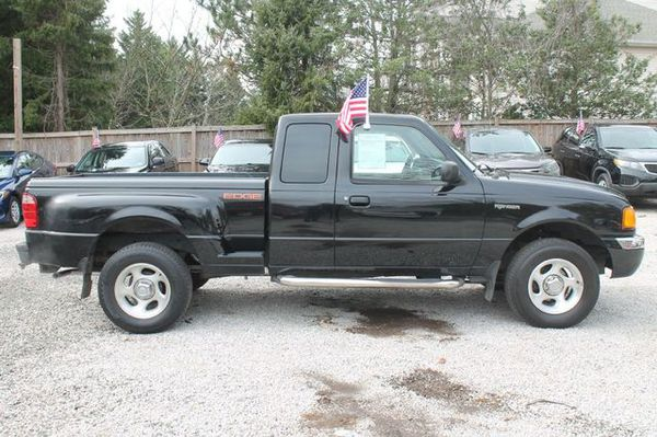 2002 Ford Ranger Super Cab