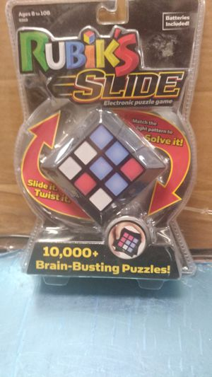 Rubik's slide electronic puzzle game for Sale in Philadelphia, PA