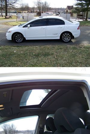 Honda Civic 2009 SI Only $1OOO for Sale in Chicago, IL