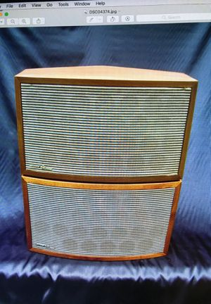 Bose 901 Continental MCM mid century vintage speakers for Sale in Everett, WA
