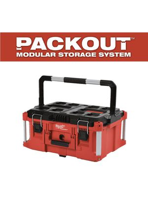 MILWAUKEE PACKOUT TOOL BOX for Sale in San Jose, CA