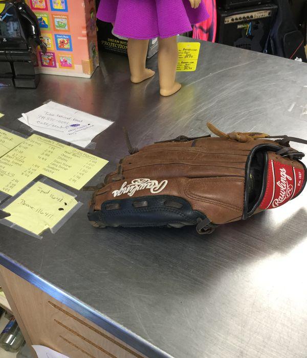 Rawlings Baseball Glove 11.5 in