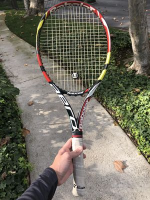 Babolat tennis racket for Sale in Santa Ana, CA