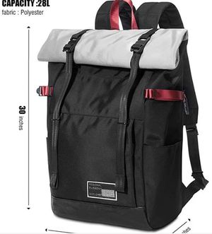 Laptop Backpack for male,School College Backpack with USB Charging Port Fashion Backpack Notebook FOR SALE for Sale in Alta Loma, CA