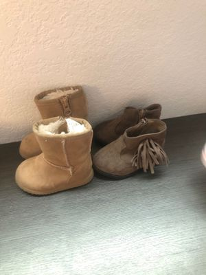 Girls boots size 3 for Sale in Venice, FL