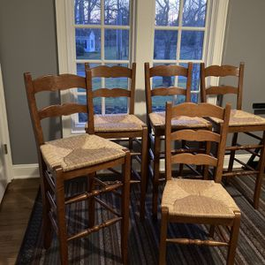 """Bar Stools 30"""" High Free Extra Desk Chair for Sale in Little Silver, NJ"""