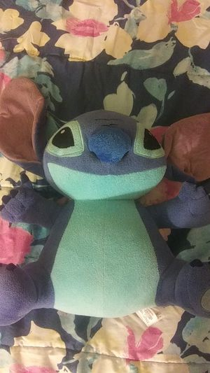 Disney stitch i think 14 inches tall for Sale in Lake Elsinore, CA