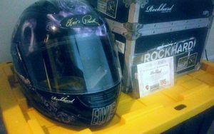 New Rockhard Medium Full Face Street Helmets LTD ELVIS 1968 for Sale in Savannah, GA