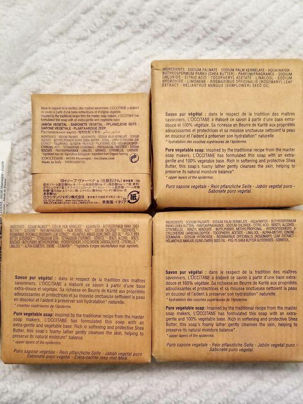 L'Occitane Vegtable Soap