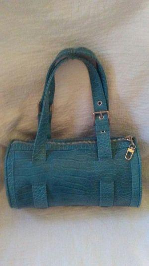 Blue purse for Sale in Sanger, CA