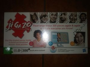 Brand new and sealed box Ji Ga Zo puzzle game for Sale in Hawthorne, CA
