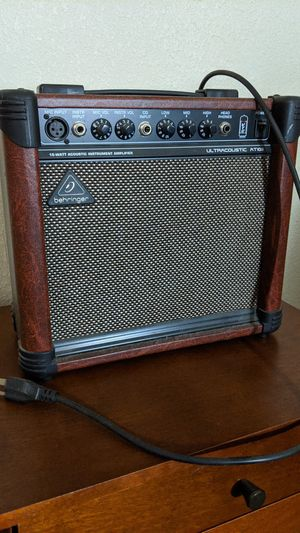 Acoustic Amp for Sale in Sacramento, CA