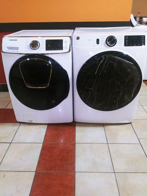 Ge/Samsung Wi-Fi,washer and dryer for Sale in Duluth, GA
