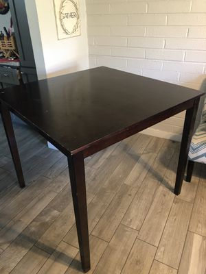 Bar Height Kitchen Table with Chairs for Sale in Mesa, AZ