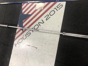 Eleiko weightlifting Barbell 15kg (35lb) for Sale in Orlando, FL