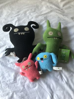 Ugly Doll Set for Sale in Warrenton, VA