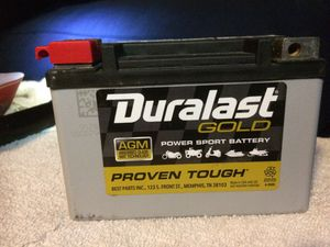 Motorcycle battery for Sale in Pomona, CA