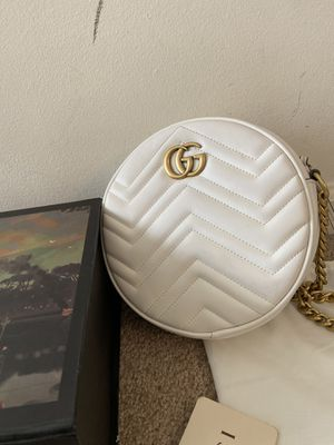 Gucci bag marmont round for Sale in Bowie, MD