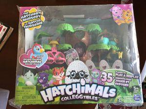 New sealed hatchimals colleggtibles hatchery nursery PLUS 3 more sets!! for Sale in Marietta, GA