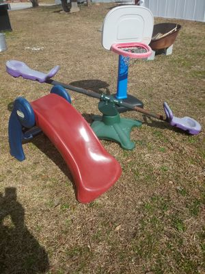 Outside games for kids Good condition for Sale in Fayetteville, GA