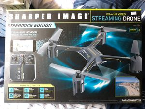Sharper Image DX-4 Streaming Drone for Sale in Dover, PA