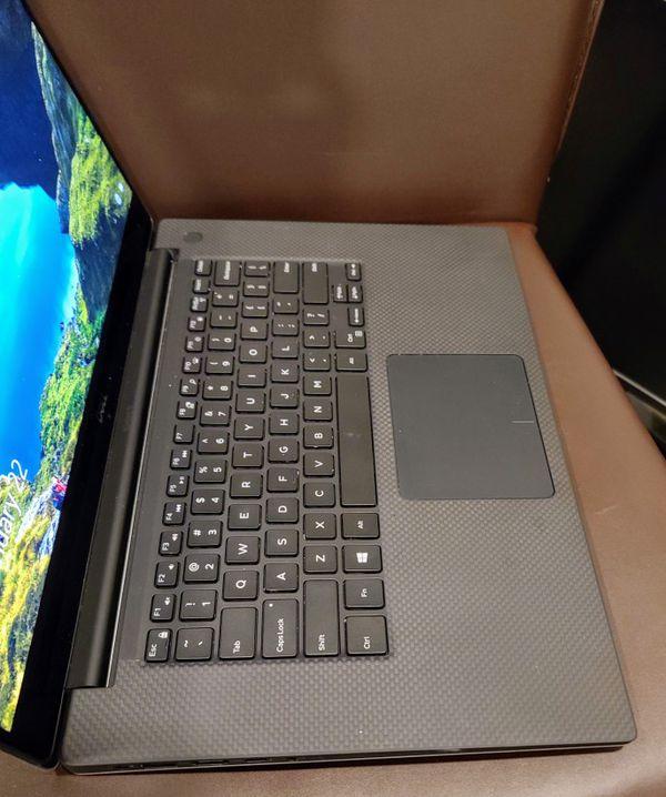 "Dell XPS 15 9570 15.6"" Touchscreen 4K Ultra HD Laptop 8th Gen Intel Core i7-8750H 4.10 GHz, 32GB RAM, 1TB SSD, GeForce GTX 1050 Ti, Windows 10 Home"