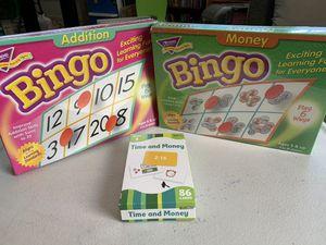 New Bingo Games for Kids/Children for Sale in Salinas, CA