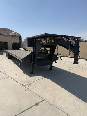 Big Tex 22gn 30' air ride for Sale in Ontario, CA