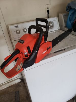 "CHAINSAW ECHO 14""INCH CS-310working great for Sale in San Antonio, TX"