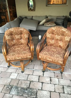 Lanai chairs for Sale in Port Charlotte, FL
