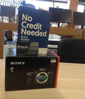 Sony Camera A7ii Brand New in Stock Now for Sale in Huntington Beach, CA
